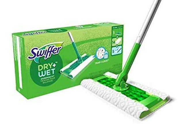 how to use a swiffer