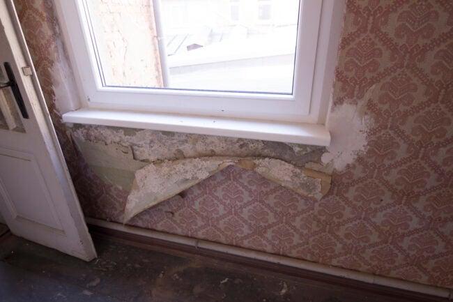renovation needed