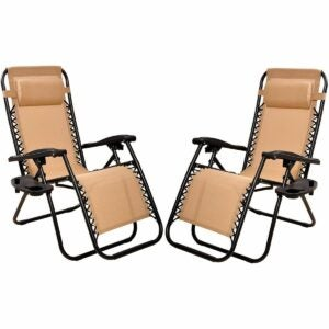 The Best Prime Day Furniture Deals Option: BalanceFrom Adjustable Zero Gravity Lounge Chair