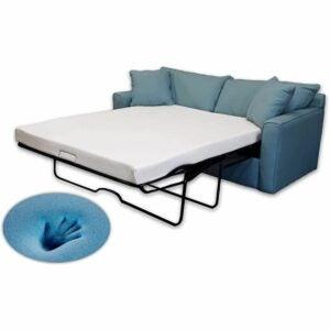 最佳日间家具选择:王朝床垫4.5英寸凉爽凝胶记忆泡沫