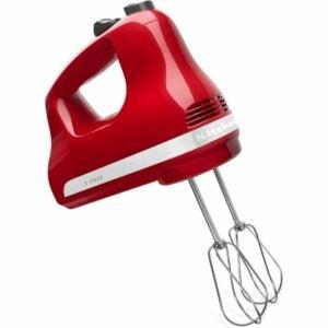最好的阵亡将士纪念日销售选项:KitchenAid®5速手混合器