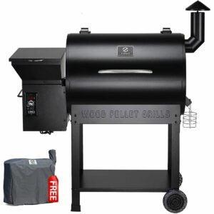 最好的阵亡将士纪念日销售选择:Z烤架木屑颗粒烤架和烟8在1烧烤