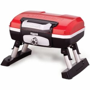 The Best Father's Day Gifts Option: Cuisinart Petit Gourmet Portable Tabletop Gas Grill