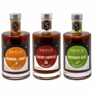 The Best Father's Day Gifts Option: SAVEUR SELECTS All-natural Small-batch BBQ Sauces
