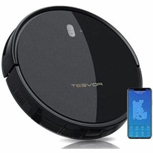 The Best Prime Day Roomba Option: Tesvor Robot Vacuum Cleaner