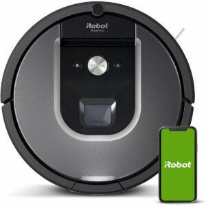 The Best Prime Day Roomba Option: iRobot Roomba 960 Robot Vacuum