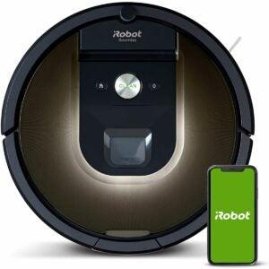 The Best Prime Day Roomba Option: iRobot Roomba 981 Robot Vacuum