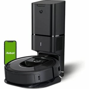 The Best Prime Day Roomba Option: iRobot Roomba i7+ (7550) Robot Vacuum