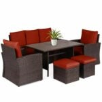The Target Prime Day Option: Best Choice Products 7-Seater Outdoor Patio Set