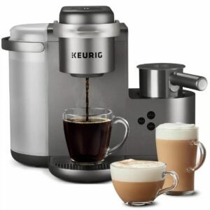 The Target Prime Day Option: Keurig K-Cafe Coffee, Latte, and Cappuccino Maker