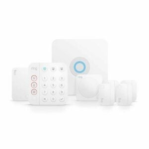 The Target Prime Day Option: Ring Alarm Security Kit 8-Piece