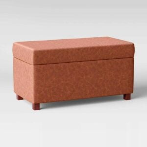 The Target Prime Day Option: Threshold Essex Double Storage Ottoman