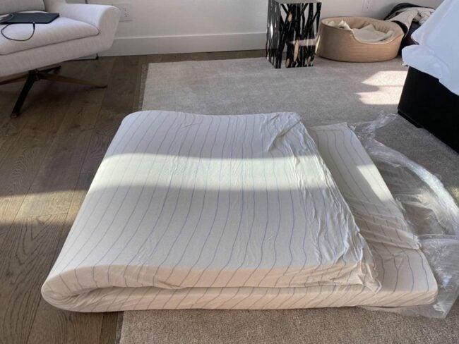 tempur pedic supreme mattress topper reivew
