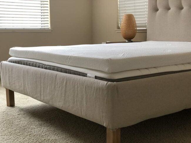 tempur pedic supreme mattress topper review
