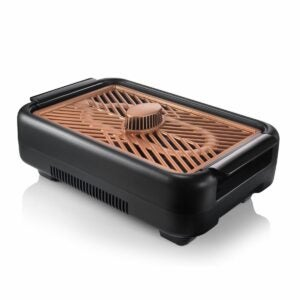 The Walmart Amazon Prime Day Deals Option: Gotham Steel Smokeless Grill with Fan