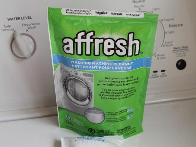 Affresh Washing Machine Cleaner Review