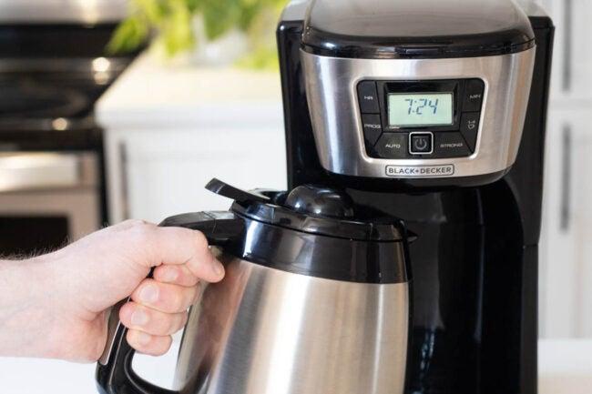 BLACK+DECKER Coffee Maker How We Reviewed
