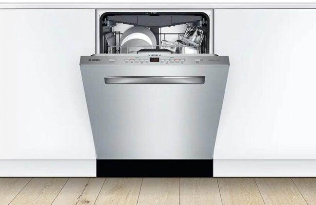 Best Dishwasher Brand Option: Bosch