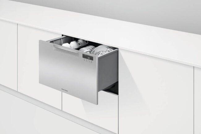 Best Dishwasher Brand Option: Fisher & Paykel