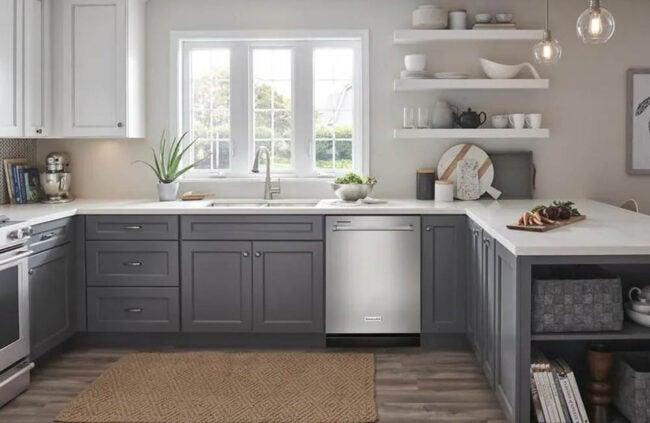 Best Dishwasher Brand Option: KitchenAid