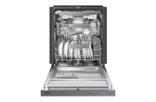 Best Dishwasher Brand Option: Samsung