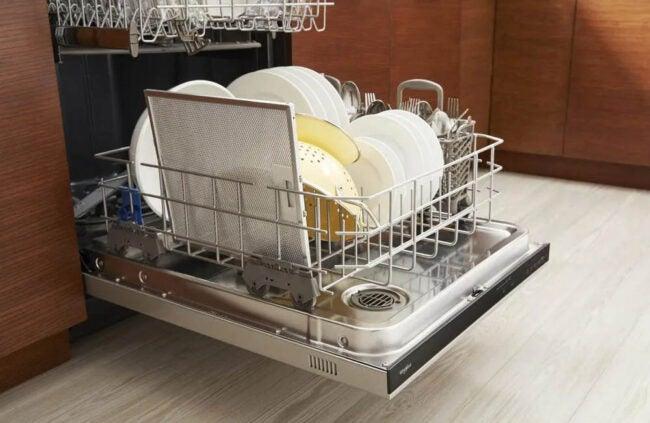 Best Dishwasher Brand Option: Whirlpool