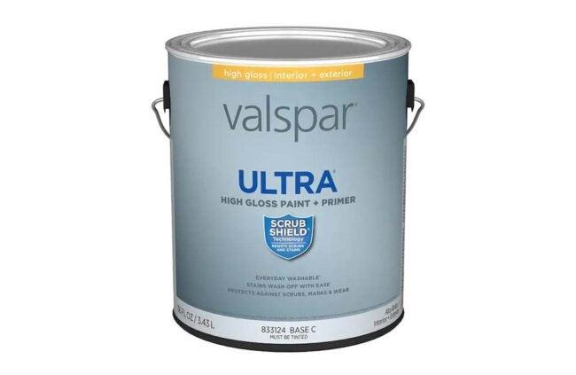 Best Paint Brands Option: Valspar