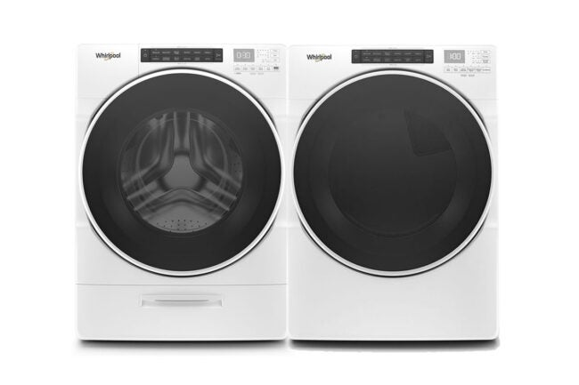 Best Place To Buy a Washer and Dryer Option: Abt
