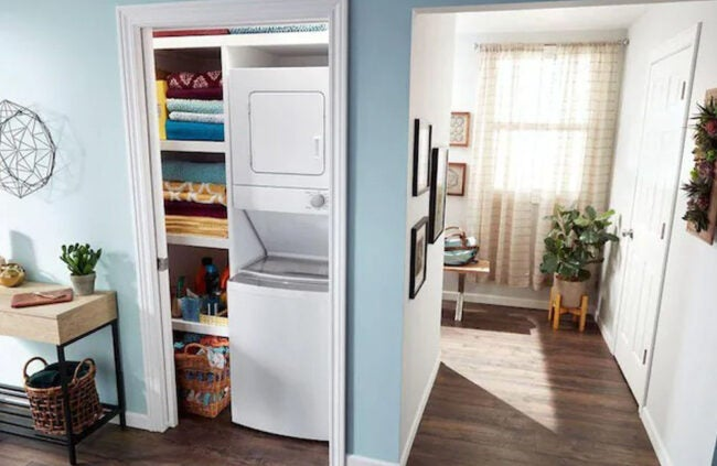 Best Place To Buy a Washer and Dryer Option: Lowe's
