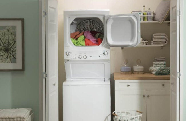 Best Place To Buy a Washer and Dryer Option: The Home Depot