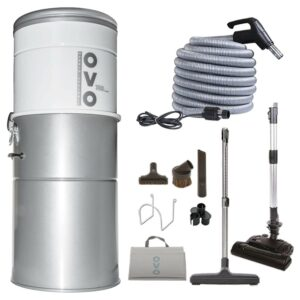 Best Central Vacuum System OVO40