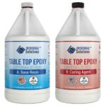 The Best Epoxy For Countertops Option: Incredible Solutions Table Top & Bar Top Epoxy Resin
