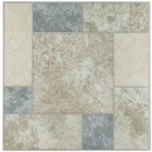 The Best Peel And Stick Floor Tile Option: Achim Home Furnishings FTVGM32720 Nexus 12-Inch