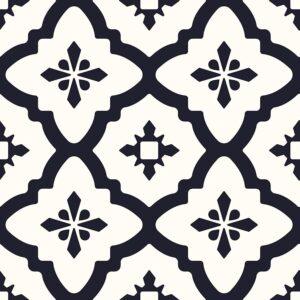 The Best Peel And Stick Floor Tile Option: FloorPops FP2480 Comet Peel & Stick Tiles Floor