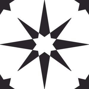 The Best Peel And Stick Floor Tile Option: FloorPops FP2948 Altair Peel & Stick Floor Tile