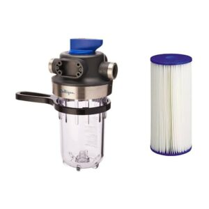 Best Whole House Water Filter Option: Culligan WH-HD200-C Whole House Heavy Duty