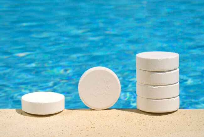 chlorine tablet substitutes