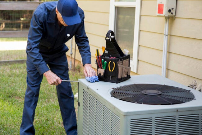 Central AC Unit Cost Additional Costs