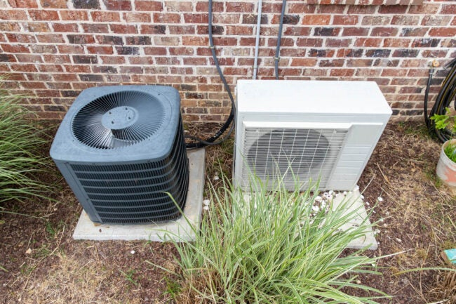 Central AC Unit Cost Types of AC Units