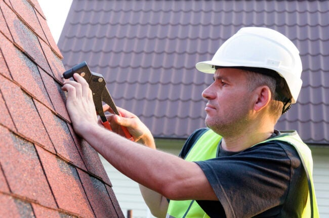 How to Fix a Sagging Roof Contact a Professional