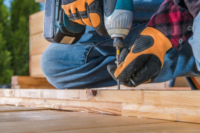 How to Restore a Weathered Deck Repair any Damage