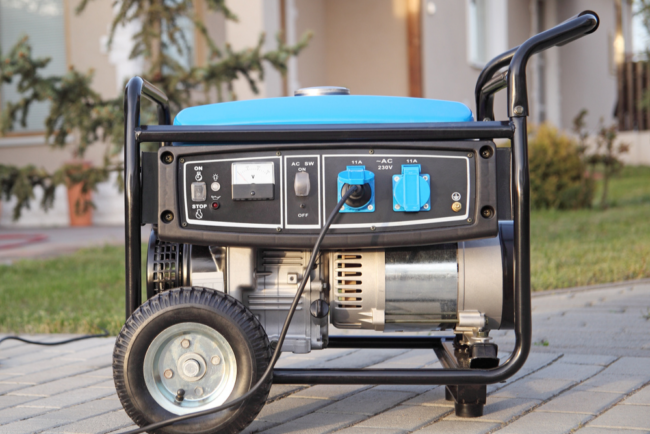 How much does a whole house generator cost