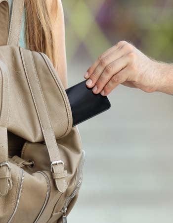 Larceny Vs. Theft Both Involve Taking a Person's Property