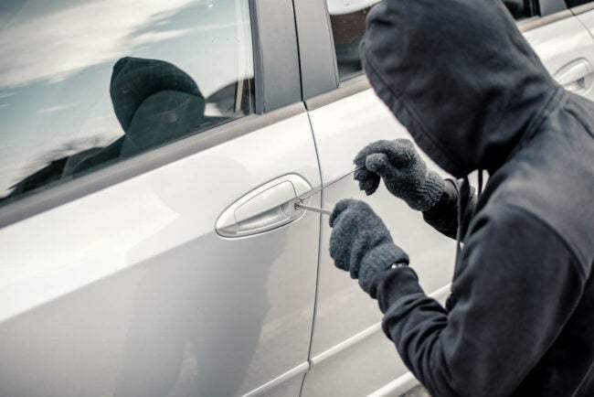 Larceny Vs. Theft Classification