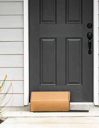 Package Theft Before You Begin