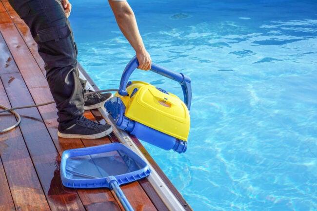 Pool Maintenance Cost Do I Need a Professional
