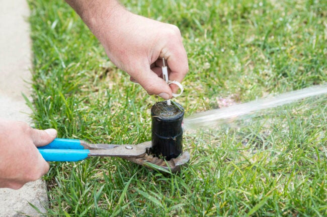 Sprinkler System Cost Additional Costs