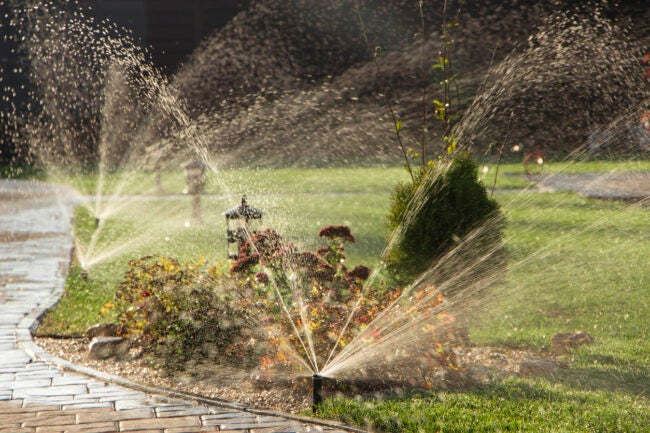Sprinkler System Cost Questions to Ask