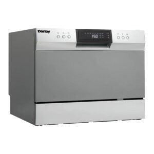 The Best Dishwashers Under $500 Option: Danby DDW631SDB Countertop Dishwasher