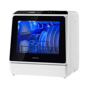 The Best Dishwashers Under $500 Option: Portable Countertop Dishwashers, NOVETE Compact